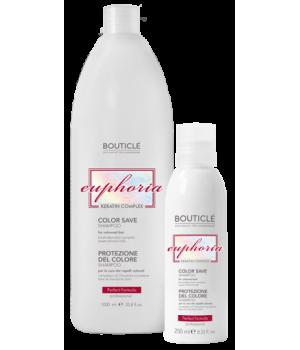 Шампунь для окрашенных волос с KERATIN & PROTEIN COMPLEX - Color Save Shampoo, 250 мл