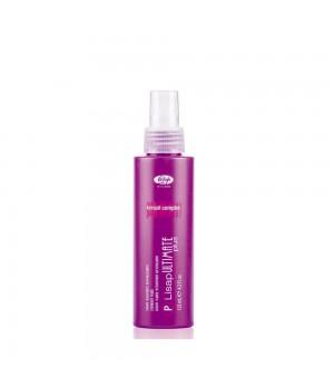 Термо-спрей для укладки волос с эффектом выпрямления - P-Lisap Ultimate Plus Straight Fluid, 125 мл