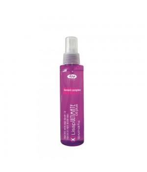 Разглаживающее масло с эффектом термозащиты - Lisap Ultimate Keratin Oil Plus 120 мл