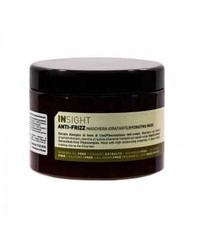Разглаживающая маска для непослушных волос ANTI-FRIZZ (500 мл)