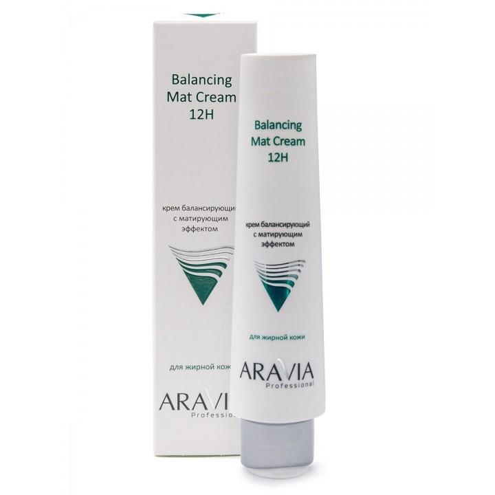 """""""ARAVIA Professional"""" Крем для лица балансирующий с матирующим эффектом, 100 мл."""