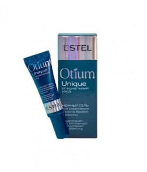 Нежный гель для укрепления и роста бровей и ресниц Otium Unique, 7мл