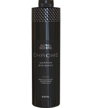 Шампунь для волос ESTEL ALPHA HOMME CHROME , 1000 мл