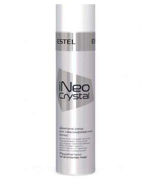 ESTEL iNeo-Crystal  Шампунь-уход для ламинированных волос, 250 мл