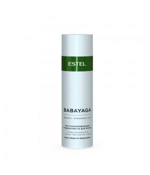 BABAYAGA by ESTEL Восстанавливающая ягодная маска для волос, 200 мл
