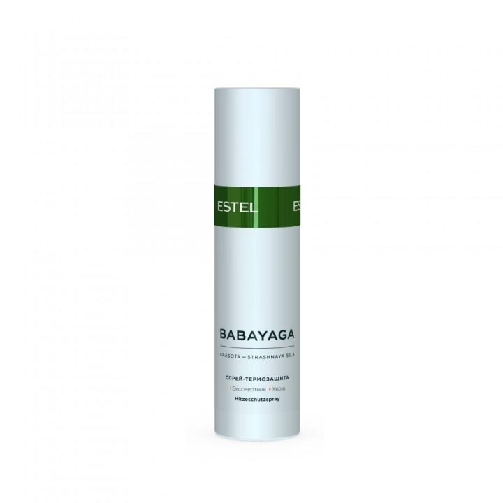 BABAYAGA by ESTEL Спрей-термозащита для волос, 200 мл