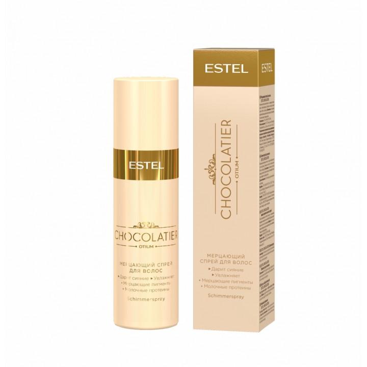 Мерцающий спрей для волос ESTEL CHOCOLATIER, 100 мл