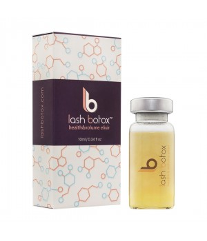 Ботокс для ресниц Health and Volume Elixir Lash Botox