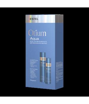 Набор OTIUM AQUA для интенсивного увлажнения волос