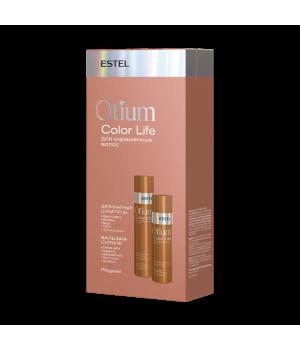Набор OTIUM COLOR LIFE для окрашенных волос