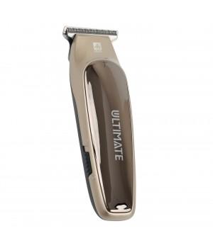 DEWAL Машинка ULTIMATE окант.аккум/сетевая, 0.2мм, T нож, 3 насадки//03-016
