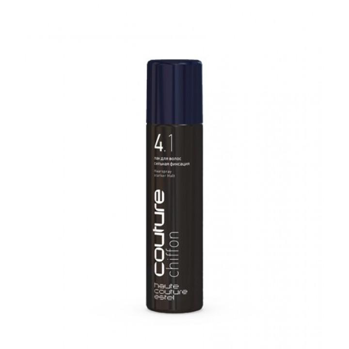 Лак для волос CHIFFON ESTEL HAUTE COUTURE  сильная фиксация, 100 мл HC/C100