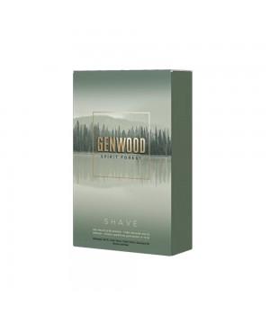 GENWOOD Набор shave (шампунь, гель-масло, лосьон)