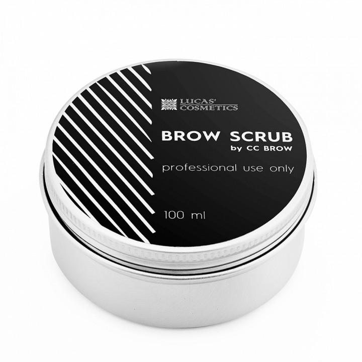 Lucas' Cosmetics Brow scrub Скраб для бровей 50мл