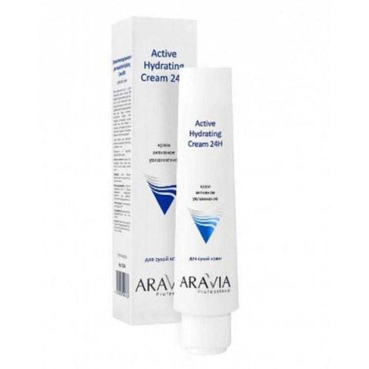 """""""ARAVIA Professional"""" Крем для лица активное увлажнение, 100 мл"""