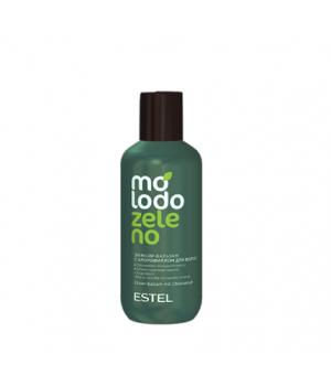 Бальзам-эликсир для волос с хлорофиллом ESTEL Molodo Zeleno, 200 мл
