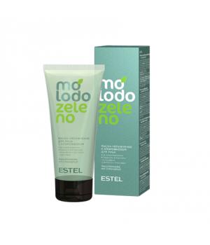 Маска-увлажнение с хлорофиллом для лица ESTEL Molodo Zeleno, 100 мл