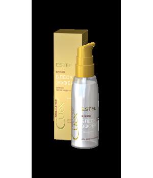 """CUREX BRILLIANCE Флюид """"Блеск-эффект"""" для всех типов волос (100 мл)"""
