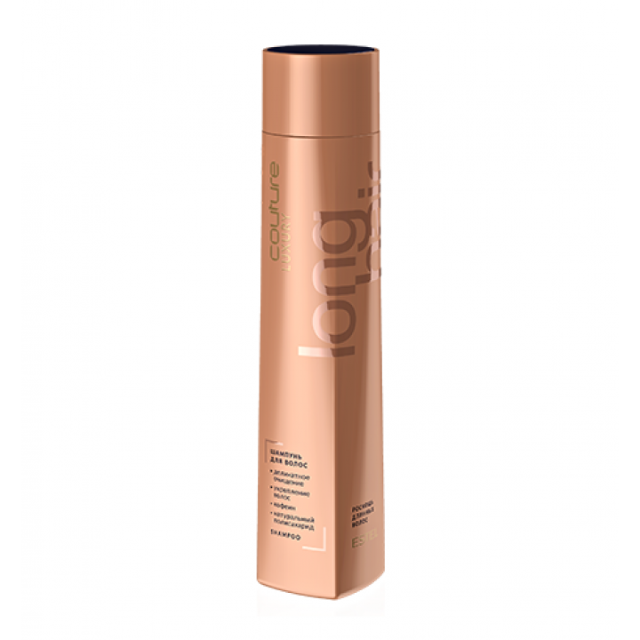 (Новинка) Шампунь для волос LUXURY LONG HAIR ESTEL HAUTE COUTURE (300 мл)
