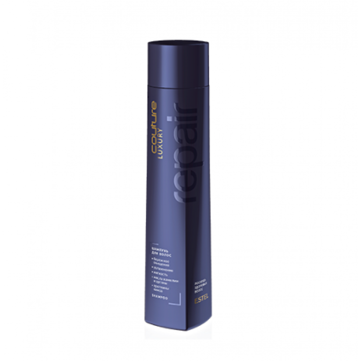 (Новинка) Шампунь для волос LUXURY REPAIR ESTEL HAUTE COUTURE (300 мл)