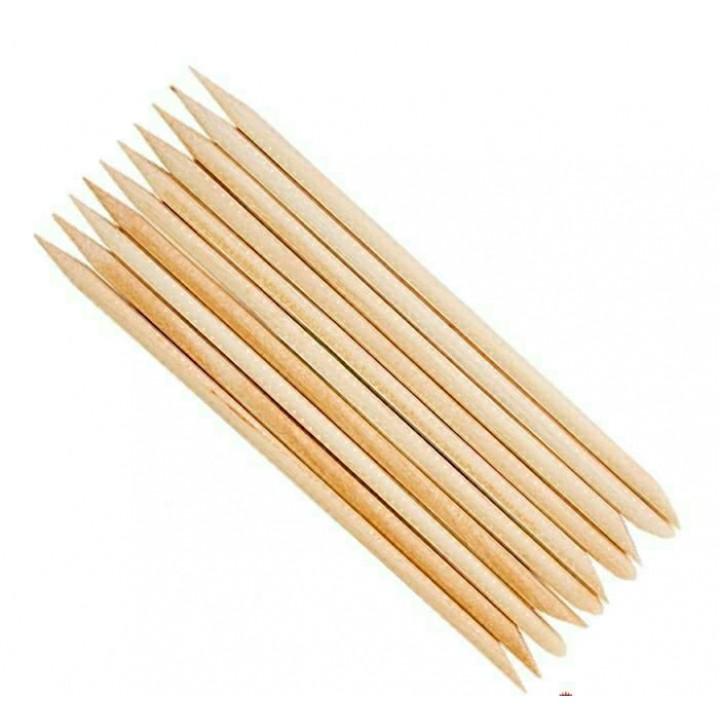 METZGER Апельсиновые палочки для маникюра 11,5 см (10 шт/уп)
