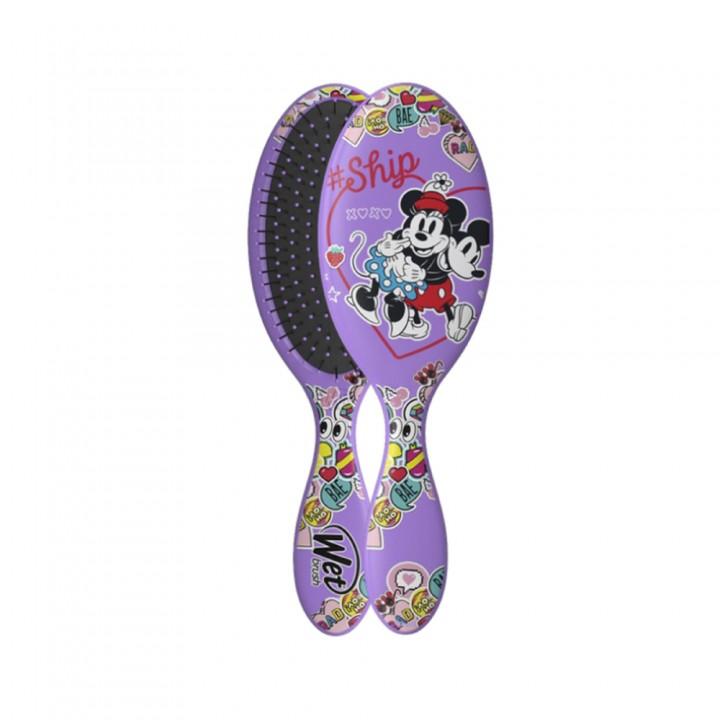 WET BRUSH DISNEY CLASSICS-SO IN LOVE MICKEY расческа для спутан волос (Влюбленный Микки Маус)