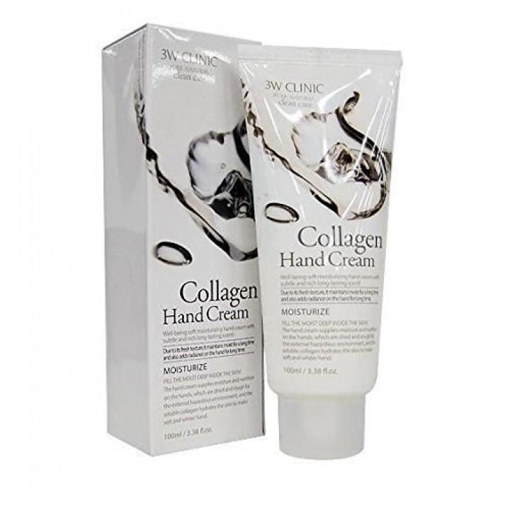 Крем для рук увлажняющий С КОЛЛАГЕНОМ Collagen Hand Cream, 100 мл
