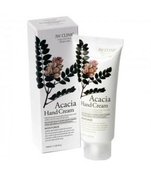 Крем для рук увлажняющий С экстрактом АКАЦИИ Acacia Hand Cream, 100 мл
