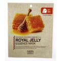 МЖ Cosmetics Маска для лица тканевая маточное молочко ROYAL JELLY ESSENCE mask, 25 гр