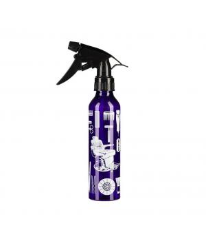MELON Распылитель пластиковый фиолетовый с рисунком 24*4,5 см 300 мл//HB0133V