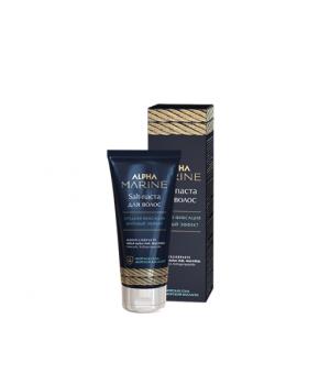 ALPHA MARINE Salt-паста для волос с матовым эффектом, 100 мл
