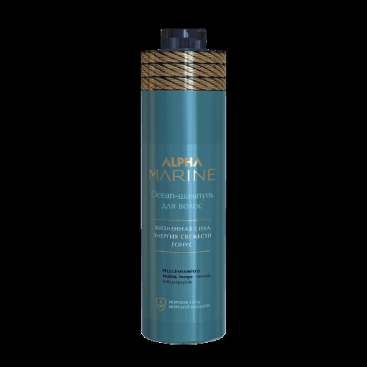 ALPHA MARINE Ocean - шампунь для волос, 1000 мл