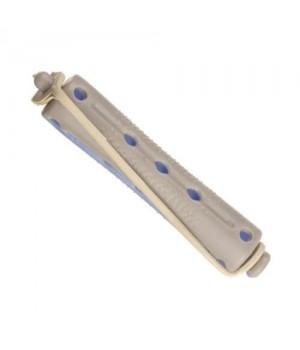 DEWAL Коклюшки серо-голубые, короткие, d 12 мм 12шт.//RWL9