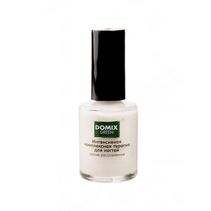 Domix Комплексная терапия для ногтей с кальцием 11 мл