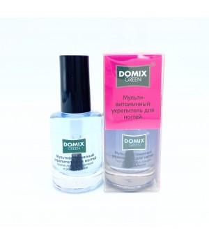Domix Укрепитель мультивитаминный для ногтей 11 мл
