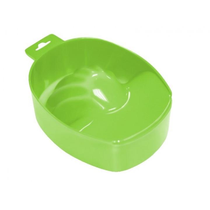 JN Ванночка для маникюра салатовая