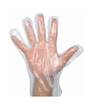 Перчатки одноразовые, ПНД,  L , 0,5 г. (100 шт)