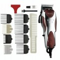 MOSER Машинка для стрижки Wahl Hair clipper Magic Clip 5star red