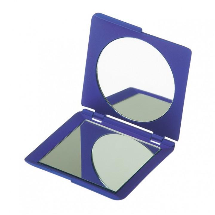 "DEWAL Beauty Зеркало ""Магия""  карманное квадратное//DBTM2616"