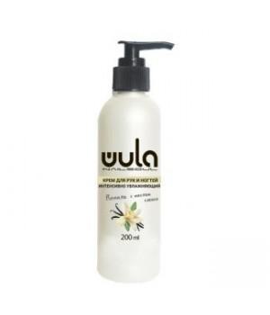 """Wula nailsoul Крем для рук и ногтей интенсивно увлажняющий """"Ваниль с маслом кокоса"""" 200мл"""
