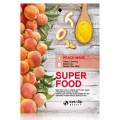 ENL SUPER FOOD Маска для лица тканевая EYENLIP SUPER FOOD PEACH MASK, 23 мл