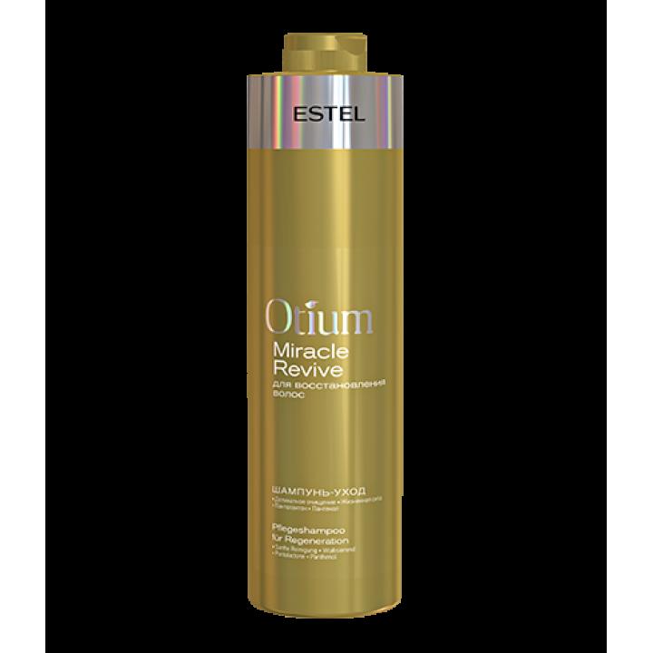 OTM.29/1000 Шампунь-уход для восстановления волос OTIUM MIRACLE REVIVE, 1000 мл
