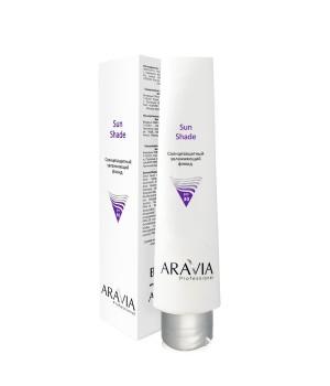 """""""ARAVIA Professional"""" Солнцезащитный увлажняющий флюид Sun Shade SPF-30 (для лица),100 мл"""