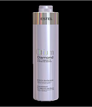 OTM.25/1000 Блеск-бальзам для гладкости и блеска волос OTIUM DIAMOND, 1000 мл