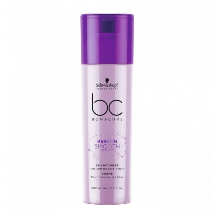 Schwarzkopf BC Keratin Smooth Perfect Kондиционер  200 мл