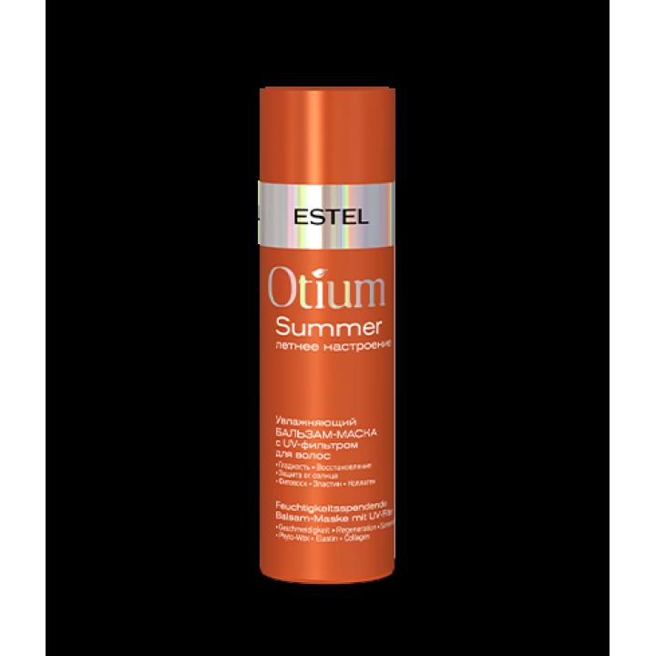OTIUM SUMMER Увлажняющий бальзам-маска с UV-фильтром для волос, 200 мл