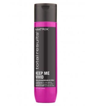 Кондиционер MATRIX KEEP ME VIVID для глазурирования и блеска волос, 300 мл