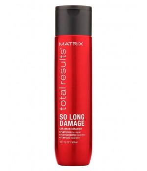 Шампунь MATRIX So Long Damage, для поврежденных волос, 300 мл