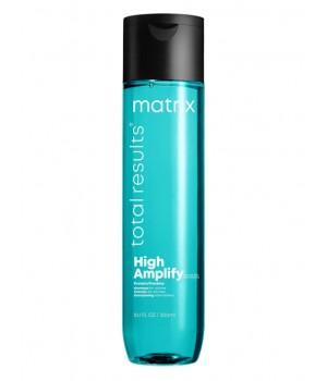 Шампунь MATRIX Total Results High Amplify для объёма волос, 300 мл