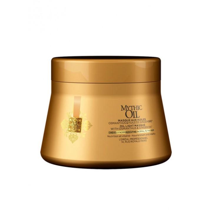 L'Oreal Professionnel Маска для волос Mythic Oil для тонких волос, 200 мл